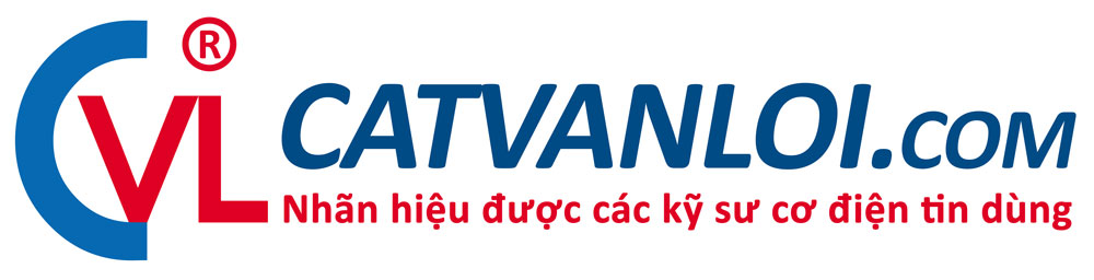 Ống ruột gà lõi thép Cát Vạn Lợi  Logo-slogan